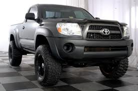 Used Toyota Tacoma Houston