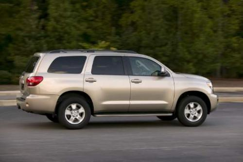 2008 Sequoia In Desert Sand Mica Shop For A Toyota In