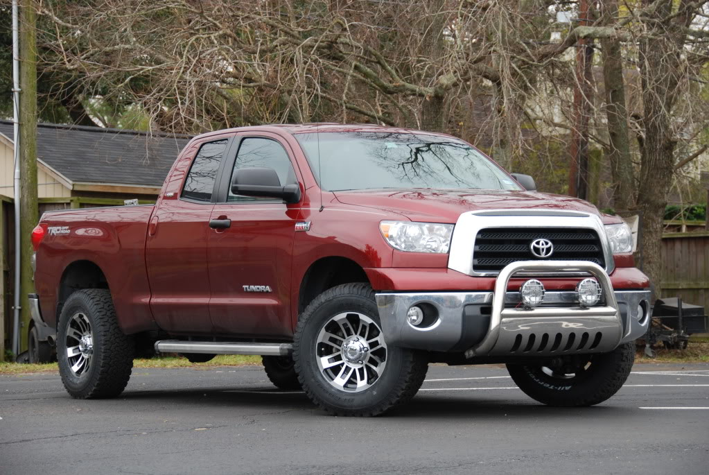 2008 Tundra In Salsa Red Pearl Shop For A Toyota In Houston