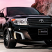 2015 Toyota Land Cruiser compared to the 2015 Toyota Sequoia