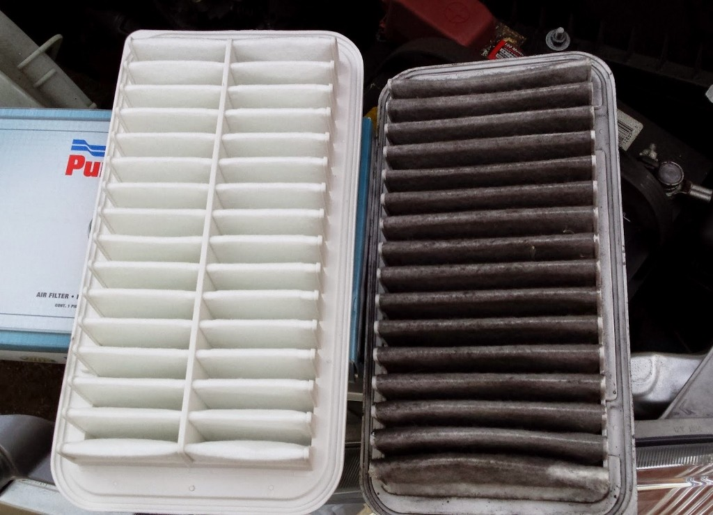 how to change the cabin air filter toyota camry