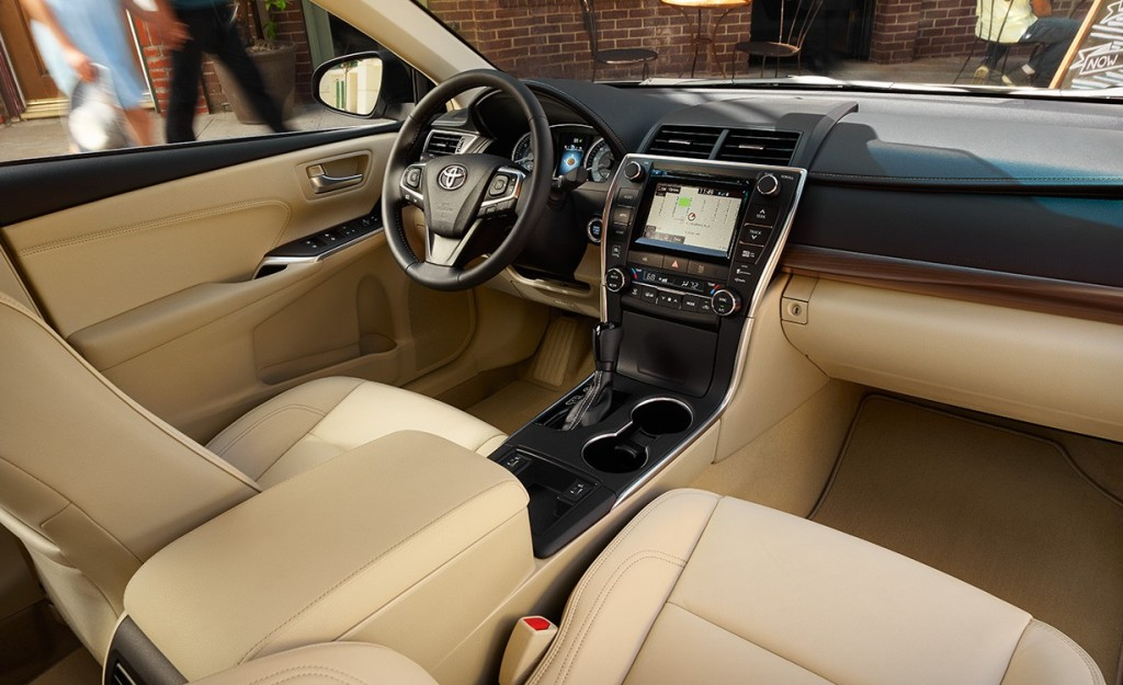 Safety Features Toyota Camry Houston