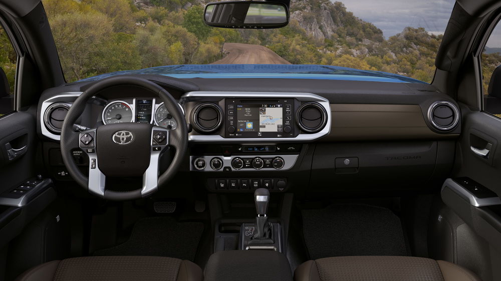 How Does It Feel To Drive A 2016 Tacoma Shop For A