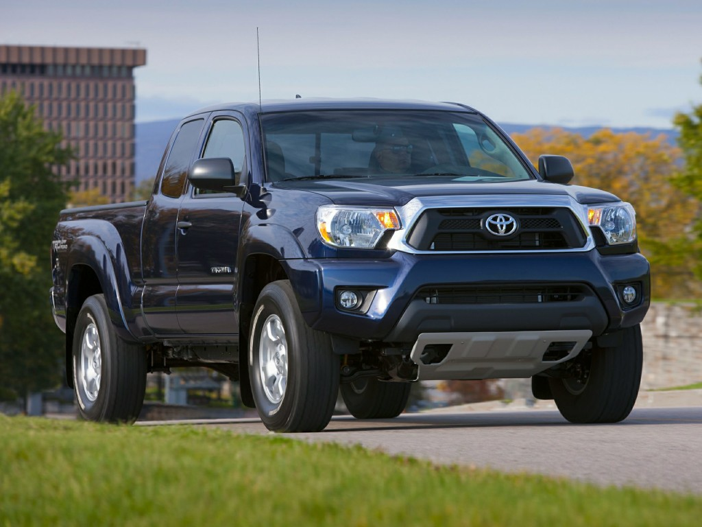 2015 Toyota Tacoma Houston