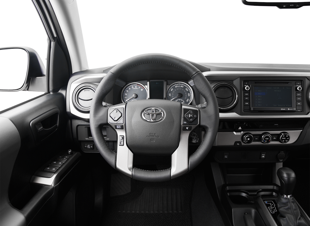 2016 Toyota Tacoma Steering Wheel Controls The Lets You Stay In Command Will Mounted