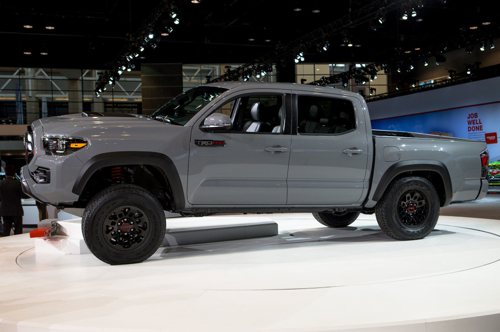the 2017 toyota tacoma trd pro is as tough as ever shop for a toyota in houston. Black Bedroom Furniture Sets. Home Design Ideas