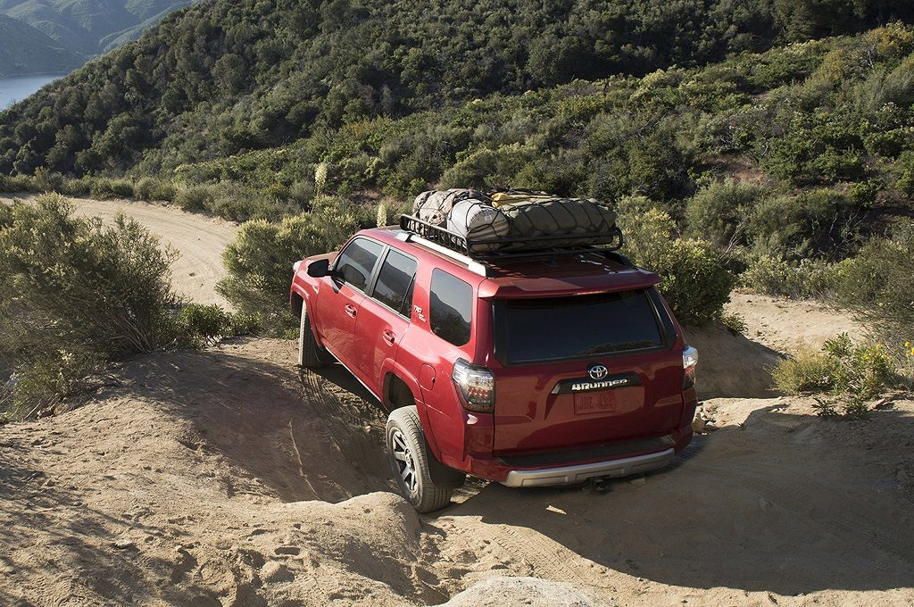 The 2017 4runner Gets New Off Road Models Shop For A