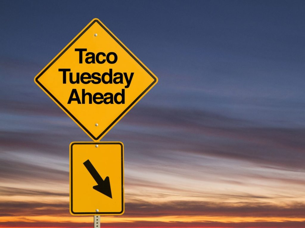 Taco Tuesday Texas