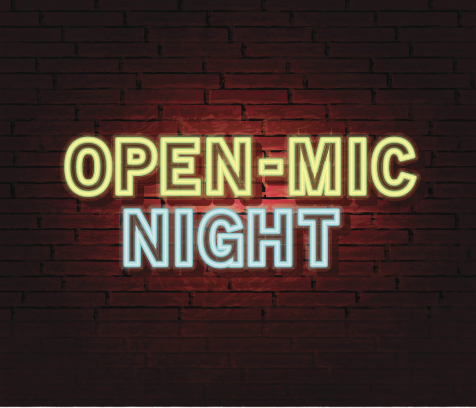 Open Mic Night Houston