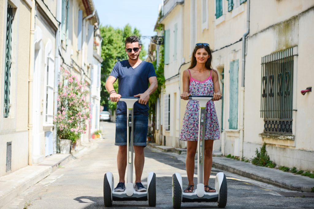 Segway Tours in Houston